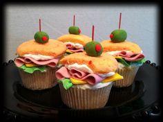 sandwhich cupcakes