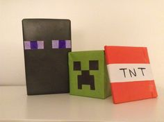 minecraft gift wrapping ideas   minecraft party   Pinterest ...