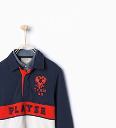 Image 3 de Polo « Player » de Zara
