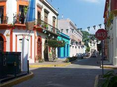 A #Mazatlan street
