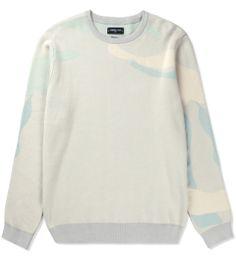 COMMUNE DE PARIS - Beige Camisol Sweater $194