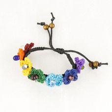 Aya Knotted Blooms Bracelet