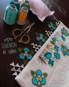 """558 Beğenme, 10 Yorum - Instagram'da sinemin_elisleri tasarım (@sinemin_el_isleri): """"@kesf_i_kanavice den sipariş verdiğim makasım geldi😍🤗özenli hediye paketini de çekmek isterdim ama…"""" Karma, Hand Embroidery, Crochet Earrings, Citrus Fruits"""