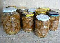 Mánkovy nakládané rybí karbanátky