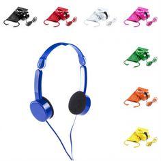 Si tu madre es una amante de la música estos auriculares plegables le encantarán