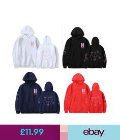 Sweatshirts #ebay #Fashion Bts Hoodie, Sweater Hoodie, Hoodies, Sweatshirts, Adidas Jacket, Athletic, Sweaters, Jackets, Ebay