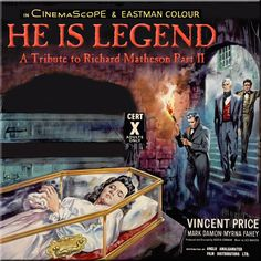 HYPNOBOBS 121 - In the second part of our tribute to the late great Richard Matheson, Mr Jim Moon details what the legendary author was up to in the 1960s, discussing his work at AIP and his work for Hammer - the psychochiller Fanatic (1965) and Dennis Wheatley's The Devil Rides Out (1968)  http://www.geekplanetonline.com/hosting/originals/hypnobobs/?p=episode=2013-07-21_hypnobobs_121_richard_matheson_part_2.mp3