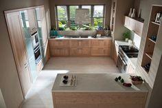 Cuisines Schmidt : 12 cuisines ouvertes en bois