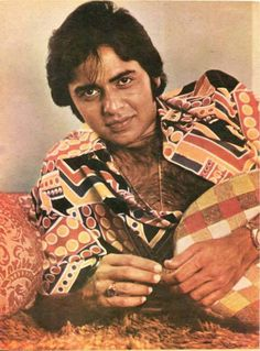 Vinod Mehra was an Indian actor in Bollywood films. He started out as a child actor in the late 1950s before starting his film career as an adult in 1971. He acted in over 100 films through to his death at the age of 45 in 1990.  Born: February 13, 1945, Amritsar, India Died: October 30, 1990, Mumbai, India