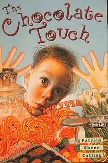 Books online and a link to a packet of resources for The Chocolate Touch Grammar Activities, Reading Activities, Teaching Reading, Learning, Third Grade Reading, Second Grade, Fourth Grade, The Chocolate Touch, Book Club Books