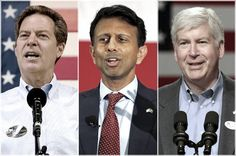 The indisputable disaster of GOP governors: How Jindal, Brownback & Snyder have sold their constituents up the river