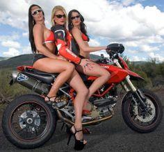 #hotties on #Ducati  #italiandesign
