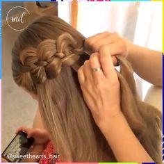 Long Hair - Four Stand Lace Braid - - Wallpaper Pinme