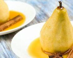 Poires au miel légères à moins de 150 calories