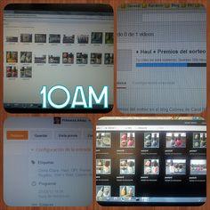 Día 28: 10 en punto (10 o'clock). #FMSPhotoADay  Editando para mi blog (Editing for my blog)