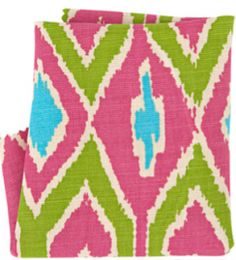 Probably one of my favorite collaborations from Kravet. Lilly Pulitzer for Lee Jofa.