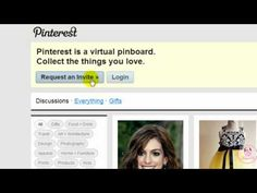 YouTube page of 'all things' Pinterest:  What Is It? How To Use It!
