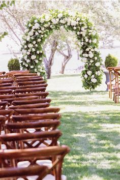 Best Summer Wedding Locations Summer allows you to create the most romantic, chic, and fun weddings in the most beautiful outdoor locations!