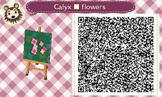 For @mayor-marie-emrys !  Pink flowers on square grass, summer match. :3
