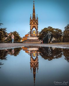 Albert Monument, Kensington and Chelsea