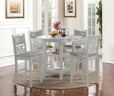 94b84344ad463 New Classic Gia Counter 5 Piece Dining Set