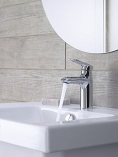 Kohler Kumin basin mixer without Drain with Safe Seal Technology (98827IN-4ND-CP) - TellMePrice.com Online Shopping India