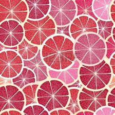 Grapefruit nahtlose gro en Hintergrund Lizenzfreie Bilder