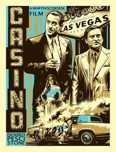 Casino Print