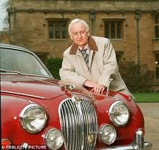 Inspector Morse with John Thaw and Kevin Whately.