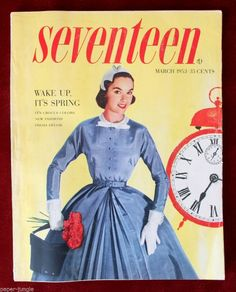 March 1953 cover with Helen Ryan