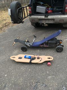 My E-jetboard and some e-longboard