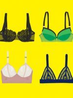 """Every Type Of Bra You Should Own & Why  #refinery29  http://www.refinery29.com/bra-types#slide-5  The Balconette Bra  Balconettes are your sexier wear-everyday bra. """"They give breasts a natural lift while also creating cleavage,"""" explains Cosabella's head designer, Elise Granjot. """"Its wide-set straps create a more open neckline,"""" adds Cohen. This is a particularly appealing option if you're wearing a l..."""