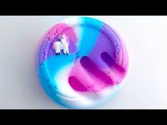 Cloud Slime ASMR - Satisfying Slime Video!! - YouTube