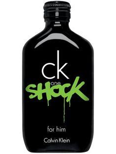CK One Shock For Him Calvin Klein cologne - a fragrance for men 2011