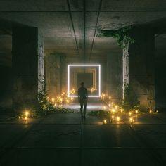 Surreal Digital Artworks by Mike Winkelmann – Inspiration Grid | Design Inspiration