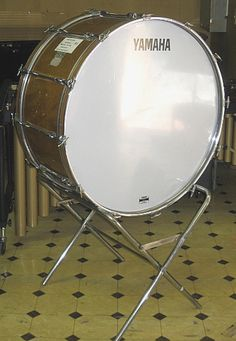 rental bass drum yamaha 32inch