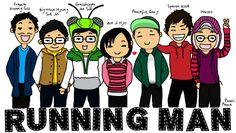 I love Running Man!!!!