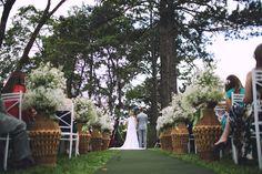 Escolhendo as Flores do Casamento