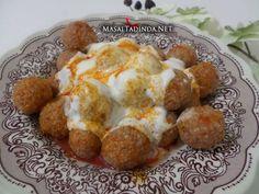 bulgur köftesi tarifi (yumurtasız)