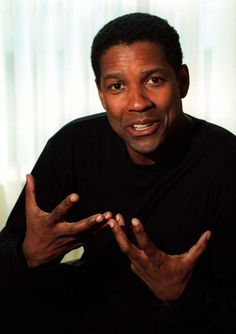 Denzel Washington - still a sexy man