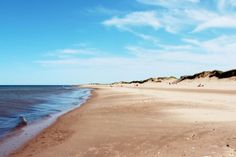 miles and miles of beautiful beaches