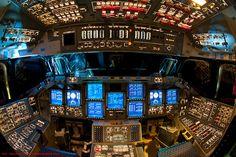 space shuttle cockpit - Google Search