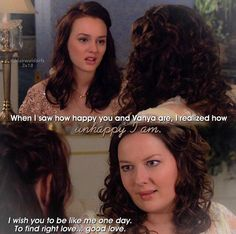 """Her romance with Vanya made even Blair recognize her flaws. BLAIR.   It's About Damn Time We Recognized Dorota As The Best Part Of """"Gossip Girl"""""""