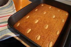 My mum's Cypriot semolina cake | Anna's Kitchen Table
