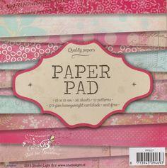 Paper Pad Block Nr. 27 von Zeit für Kreatives auf DaWanda.com