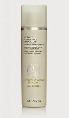 Total Stylish: Best Skin Care Products for Men's | Liz Earle Face Scrub