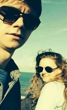 Thomas and Ava Sangster