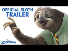 Entertainment   Movies   Disney's Zootopia has a release date of March 4, 2016. Here's Officer Judy Hopps but you MUST see the Sloth Trailer here!