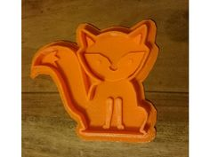 Cute Owls Custom 3D Printed Cookie Cutter Stamp fondant doh salt dough dishwasher safe birthday party favor baby shower animal gift