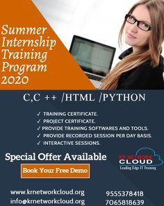 Basic Computer Programming, Python Programming, Training Software, Training Programs, Training Certificate, Security Training, Java, School, Summer